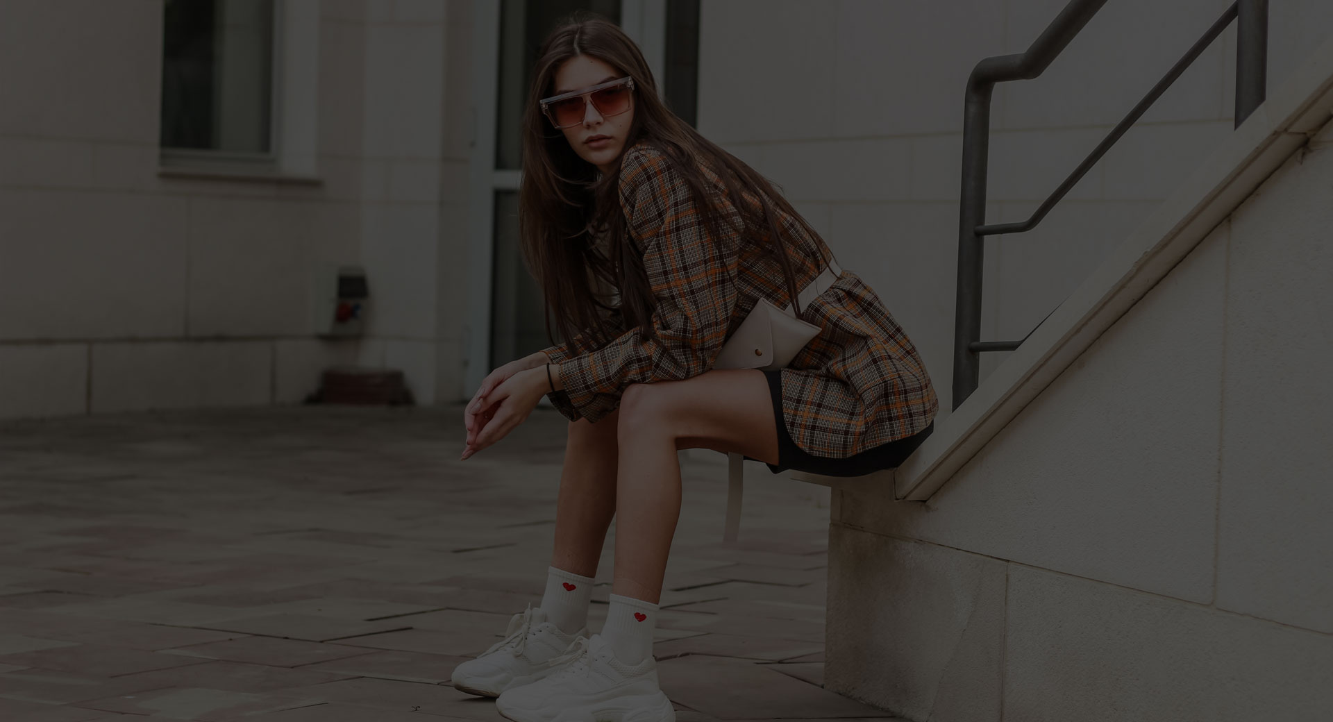 look trendy